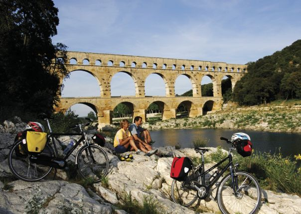 France - Villages and Vineyards of Provence - Bike and Barge Cycling Holiday Thumbnail