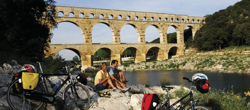 A wonderful French bike and boat holiday through one of of France's loveliest regions. Our route sees us cycling through typical Provencal landscapes with highlights along the way including Aigues Mortes's medieval fortress and the impressive Pont du Gard Aqueduct.