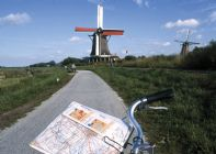 Holland - Northern Shores and the Ijssel Lake - Bike and Barge Cycling Holiday Photo